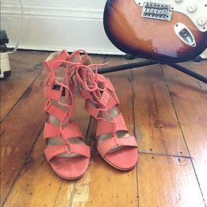 Dolce Vita lace up gladiator sandals